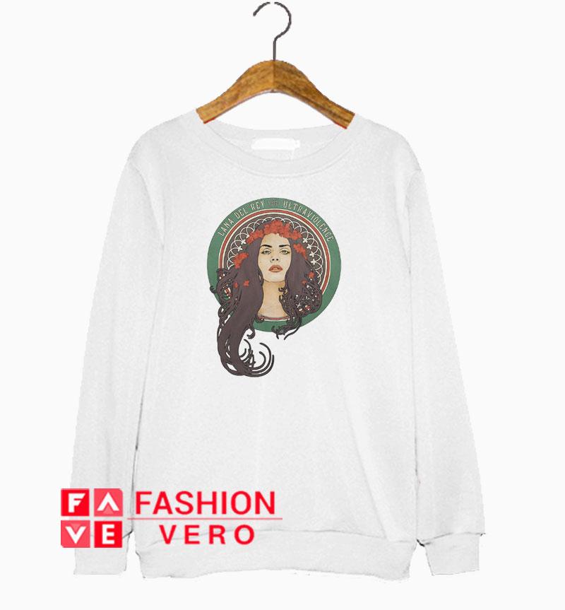 Lana Del Rey Ultraviolence Sweatshirt