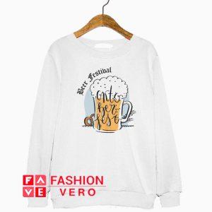 Oktoberfest Beer Festival Sweatshirt