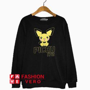 Pokemon Pichu 172 Sweatshirt