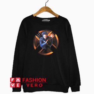 X-men Wolverine Movie Promo Sweatshirt