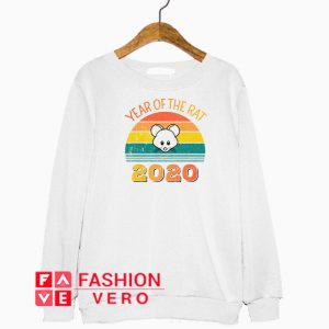 Year of The Rat 2020 Sweatshirt