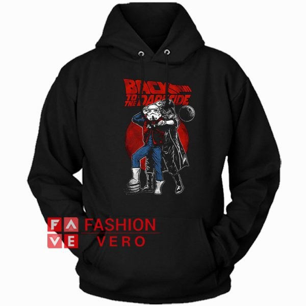 Back To The Darkside Hoodie Unisex Adult Clothing