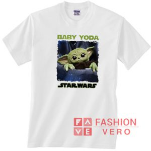 The Mandalorian Baby Yoda Star Wars Unisex adult T shirt