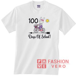 100 Days Of School Girls Youth Unisex adult T shirt