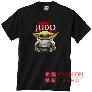 Baby Yoda Judo Unisex adult T shirt
