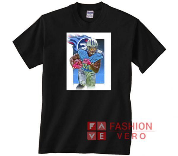 Derrick Henry Tennessee Titans Unisex adult T shirt