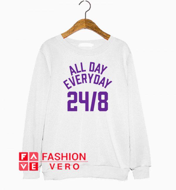 All Day Everyday 248 Sweatshirt