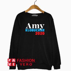 Amy Klobuchar for President 2020 Sweatshirt