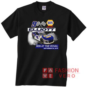 Napa Chase Elliott No 9 team win at the roval Unisex adult T shirt