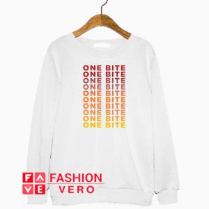 One Bite Gradient Sweatshirt