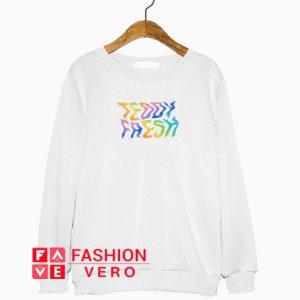 Teddy Fresh Acid Trip Sweatshirt