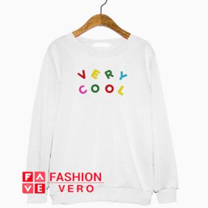 The Very Cool Colors Logo Sweatshirt