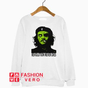 Zombie Revolution Che Guevara Sweatshirt