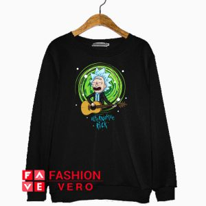 Alternative Music Rick Sweatshirt