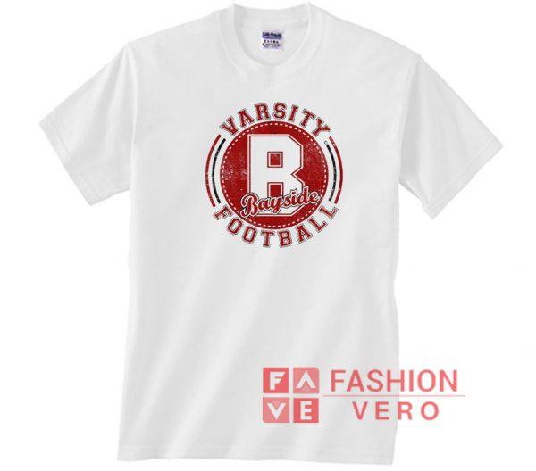 Bayside Varsity Football Logo Unisex adult T shirt