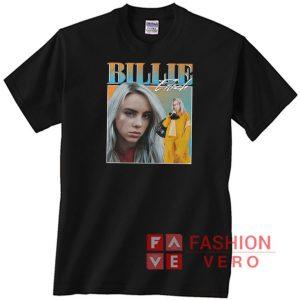 Billie Eilish Retro Logo Unisex adult T shirt