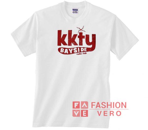 Kkty Bayside Radio Club Unisex adult T shirt