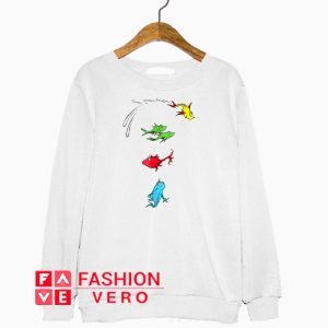 One Fish Two Fish Sweatshirt