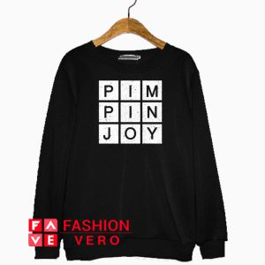 Pimpin Joy Vintage Logo Sweatshirt