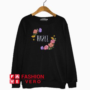 Rose Floral Hazel Sweatshirt