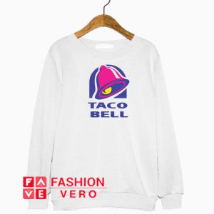 Taco Bell Logo Sweatshirt