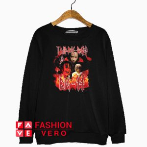 Trippie Redd Big 14 Flame Sweatshirt