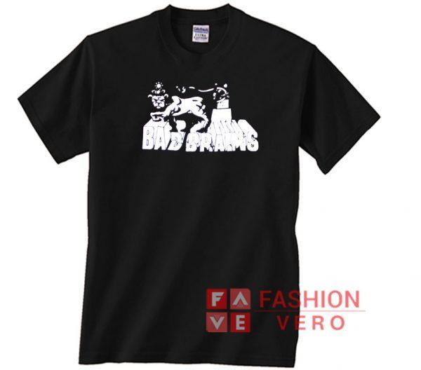 08' X Bad Brains Logo Unisex adult T shirt