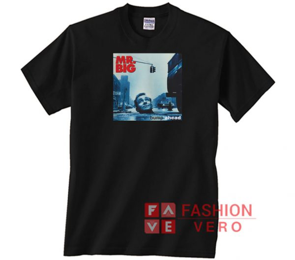Mr Big Albums Logo Unisex adult T shirt