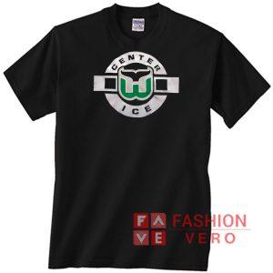Hartford Whalers Center Ice Unisex adult T shirt