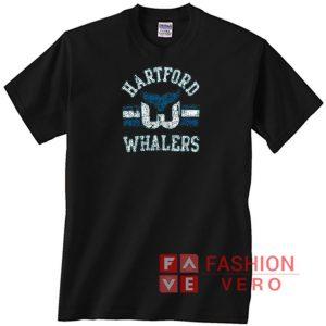 Hartford Whalers Vintage Logo Unisex adult T shirt