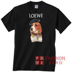 Loewe Dog Unisex adult T shirt